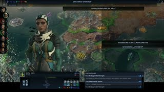 Civilization: Beyond Earth - Rising Tide: Giant Bomb Quick Look [Extended HD Gameplay]