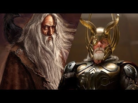 Who was The REAL Odin?   Vikings Video   The History Of Odin