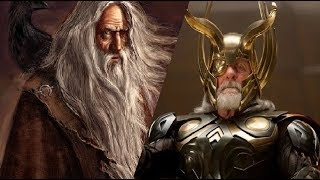 Who was The REAL Odin? | Vikings Video | The History Of Odin
