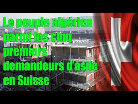 Parmi Les Cinq Premiers Demandeurs D'asile En Suisse