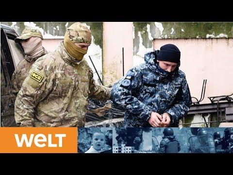 """UKRAINE: Gefahr eines """"großangelegten Kriegs"""" mit Russland"""