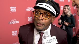 Spike Lee Says 2020 Presidential Race Will Be