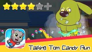 Talking Tom Candy Run Walkthrough Adventurer Recommend index four stars