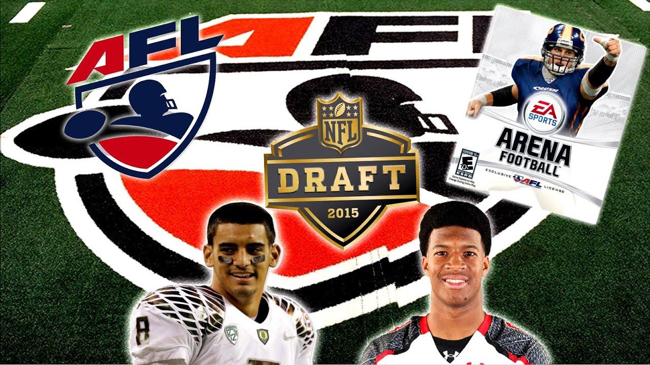 d5843867b5e EA Sports Arena Football HD - 2015 NFL Draft Edition