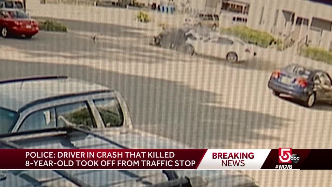 8-year-old girl killed in a car crash in Lawrence