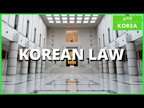 Why the Korean Law Seems Weak (Korean Justice System)