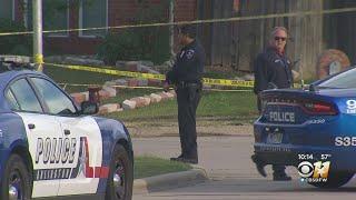 Bowie High School Senior Killed In Triple Shooting In South Arlington Neighborhood