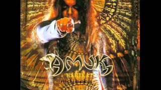 Gambar cover Amuk-Hakikat
