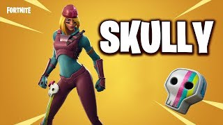 Skully Skin | Fortnite Skull & Bones Set