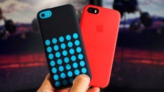 Official Apple iPhone 5s Case and iPhone 5c Case Review!