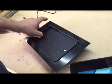Nexus 7 Tablet Custom Spring Loaded Mounting Kit By Fifield Fabrications Nexus7-SLS