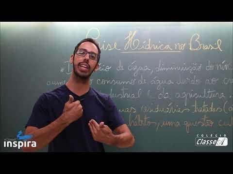 A crise Hídrica no Brasil: Onde está o verdadeiro problema? O professor Carlos Igor responde!