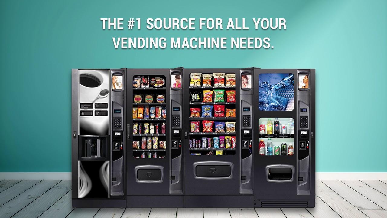 Dallas Vending Services | Vending Machine Companies