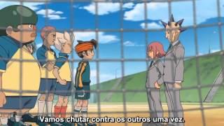 Inazuma Eleven - Episódio 7 - Desafio no Leito do Rio!
