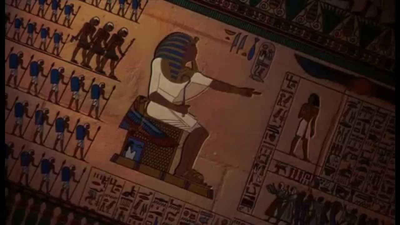 Le Prince D Egypte Extrait 1 Quot Souvenirs Quot Hd Youtube