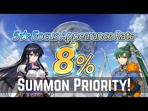 Legendary Hero Summoning Event - Summon Priority List! | Live Streamed �Fire Emblem Heroes】