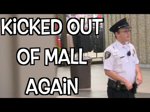 Black Friday 2015 KICKED OUT OF MALL For Prank