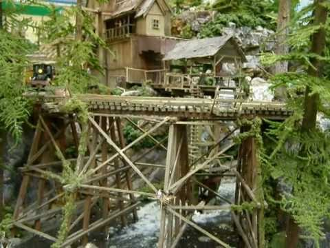 Twin Falls Logging & Mining Railroad