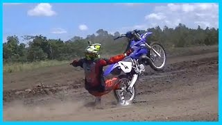 Nasty & Brutal Dirtbike Crashes & Motocross Wrecks 2016