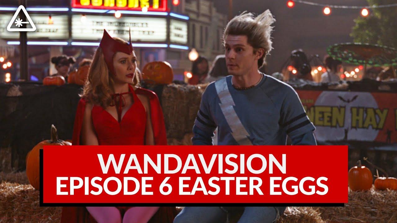 Wandavision Easter Eggs Nerdist