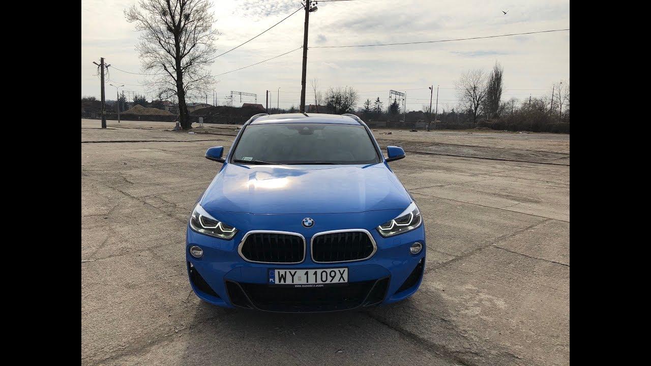 BMW X2 xDrive25d test PL Pertyn Ględzi
