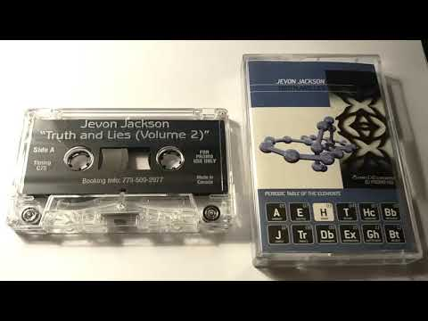 Jevon Jackson ‎- Truth And Lies Vol. 2