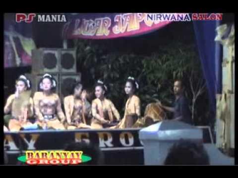 Ps Mania Purwakarta Jaipong Baranyay Group Subang Peuyeum Bandung di Munjuljaya Awal 2013