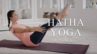 Hatha Yoga - Morning workout - Yoga with Rituals