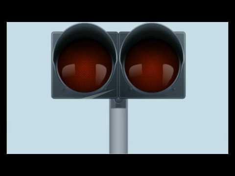 Значение сигналов светофора (новая программа обучения Центральной автошколы Москвы)