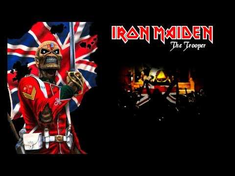 Iron Maiden - The Trooper (Karaoke)
