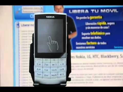 Como liberar nokia x3 02 de yoigo movical net youtube - Movical net liberar ...