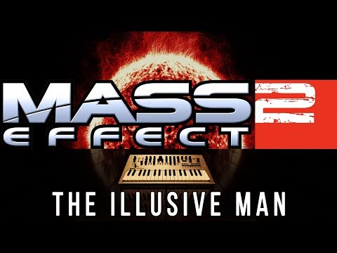 Mass Effect 2 - The Illusive Man on Korg Minilogue