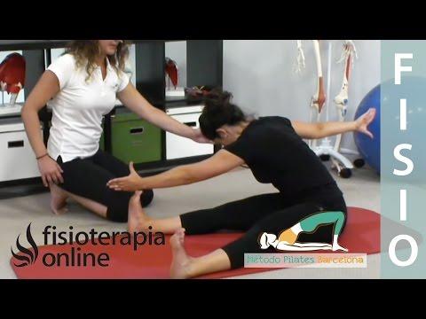 Ejercicio de Pilates - La Sierra