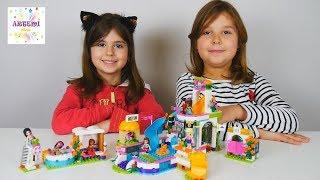 LEGO Friends Καλοκαιρινή Πισίνα 🏊heartlake summer pool παιχνίδια για παιδιά ελληνικά greek