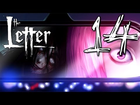 The Letter -  Rebecca's Route Begins (Ch.5) Manly Let's Play [ 14 ]