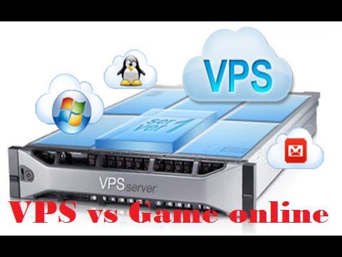 Cách sử dụng VPS để treo game online 24/24   Treo game bằng máy chủ ảo (VPS)   Vps free 2018