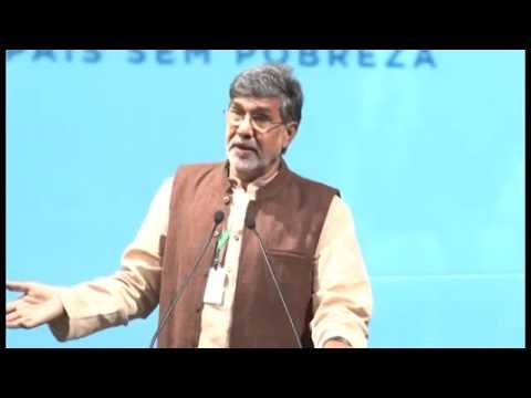 Kailash Satyarthi: The sustainable elimination of child labour a global challenge