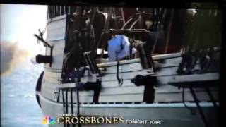 Crossbones trailer with Brian Crain music
