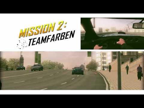 «Driver: San Francisco» Singleplayer-Demo Trailer