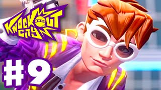Gold League Strategies! - Knockout City - Gameplay Part 9
