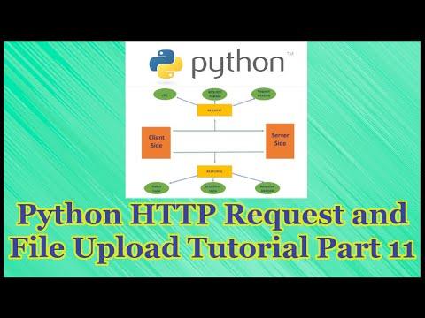 Python HTTP Request Tutorial Part 11 thumbnail