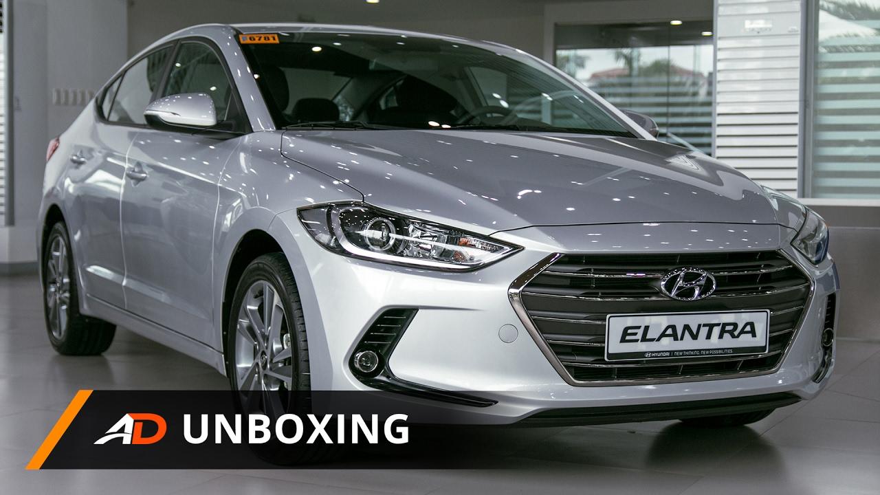 2016 Hyundai Elantra 2 0 Gls