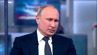 Wladimir Putin zur Frage der deutschen Souveränität