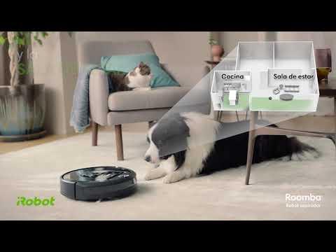 Roomba i7+, el nuevo robot aspirador de Roomba que te hará la vida más fácil