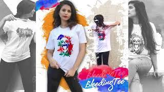 Holi t shirts Navi mumbai | Bleeding Holi T shirts