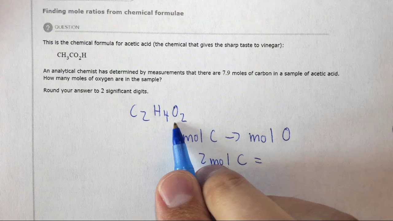 the determination of a chemical formula chemistry lab Determination of chemical formula video chemistry lab - determination of a chemical formula - duration: 19:27 paul ramsey 5,637 views 19:27.