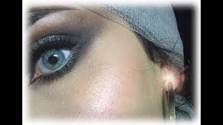 خطواط مكياج makeup عروس ... bridal  look