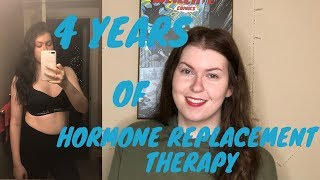 MALE To FEMALE Hormone Replacement Therapy | MTF HRT