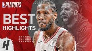 Download Kawhi Leonard BEST Highlights & Moments from 2019 NBA Playoffs! BEST IN THE WORLD? Mp3 and Videos