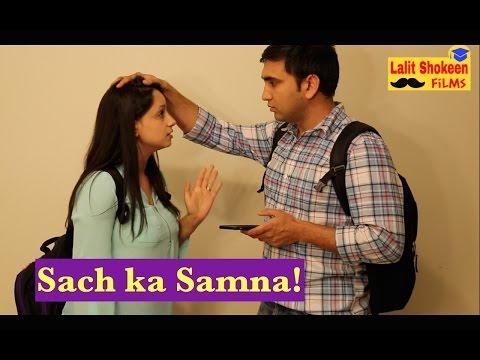 Ek Sacha Desi Boyfriend -   Lalit Shokeen Comedy  